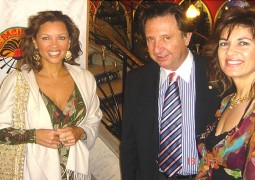 Vanessa Williams, American singer & actress