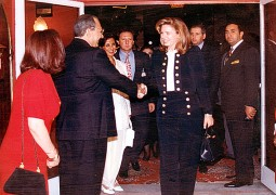 Her Majesty Queen Noor, Former Queen of Jordan