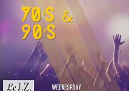Oldies Night on Wednesday at Le J.Z.
